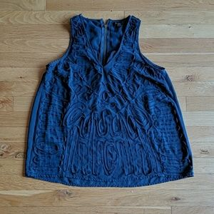 Forever 21 - Teal Blouse